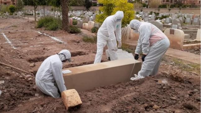 تسجيل 38 وفاة بفيروس كورونا خلال الـ24 ساعة المنصرمة.. 13 حالة بجهة الدار البيضاء