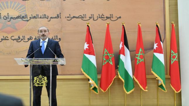 وزير الخارجية الأردني : الأردن كان وسيظل دائما إلى جانب المغرب بخصوص قضية الصحراء