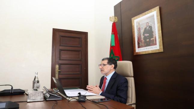 مجلس الحكومة يصادق على مشروع مرسوم يتعلق بختم الدورة الاستثنائية لمجلسي النواب والمستشارين