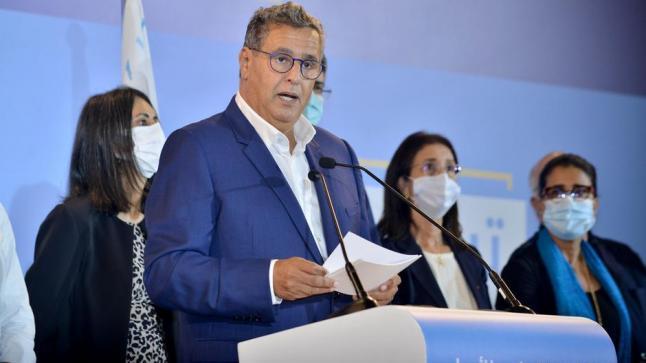 عزيز أخنوش رئيس الحكومة المكلف ورئيس حزب التجمع الوطني للأحرار في سطور!