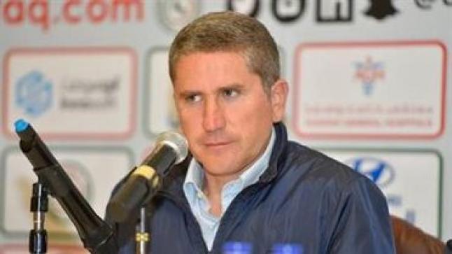 نادي الرجاء البيضاوي ينفصل عن مدربه خوان كارلوس غاريدو