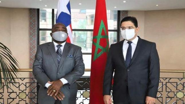 ليبيريا تجدد دعمها للقضية الوطنية للمغرب
