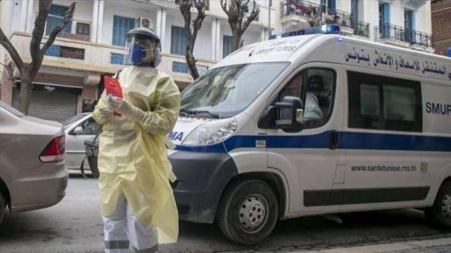 تونس ترصد أول إصابة بالسلالة البريطانية المتحورة