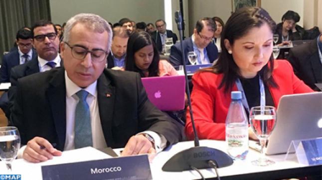 انتخاب المغرب بالإجماع منسقا للمبادرة الشاملة لمكافحة الارهاب النووي