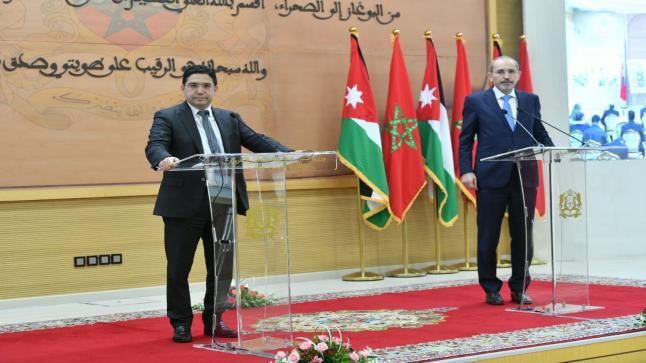 بوريطة : افتتاح الأردن قنصلية عامة لها بالعيون تكريس لتضامنها الراسخ مع المغرب