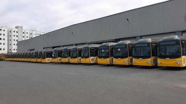 الدار البيضاء: الحافلات الجديدة تدخل الخدمة بحلول نهاية فبراير المقبل