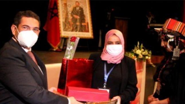 أمزازي يترأس بكلميم حفلا تكريميا بمناسبة اليوم العالمي للمرأة
