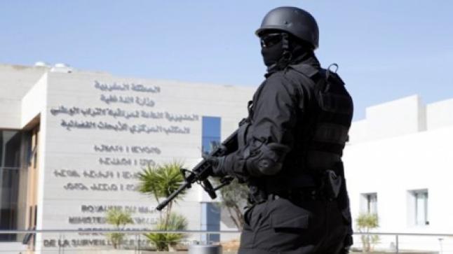 تفكيك خلية إرهابية موالية لتنظيم (داعش) تضم ثلاثة أشخاص متشبعين بالفكر المتطرف ينشطون بمدينة الرشيدية (المكتب المركزي للأبحاث القضائية(