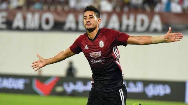 رسميا.. ضم اللاعب المغربي مراد باتنا إلى نادي الفتح السعودي