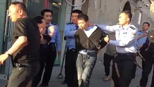 دخول مدرسي دامي بالصين جراء مقتل 8 تلاميذ
