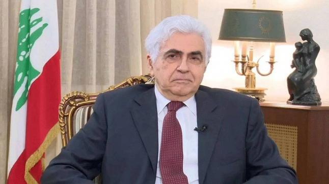 وزير الخارجية اللبناني يتقدم باستقالته… ويحذر من «غرق المركب بالجميع»