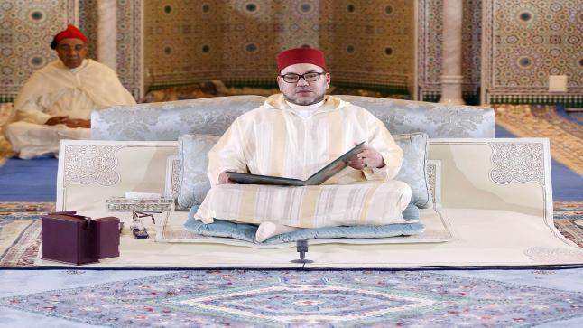 أمير المؤمنين يحيي ليلة المولد النبوي الشريف