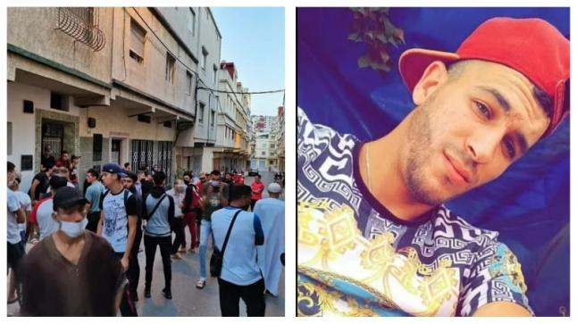 الأمن يؤكد عثوره على الجثة بالشاطئ.. أُسرة تتهم شرطة طنجة بالتسبب في مقتل إبنها